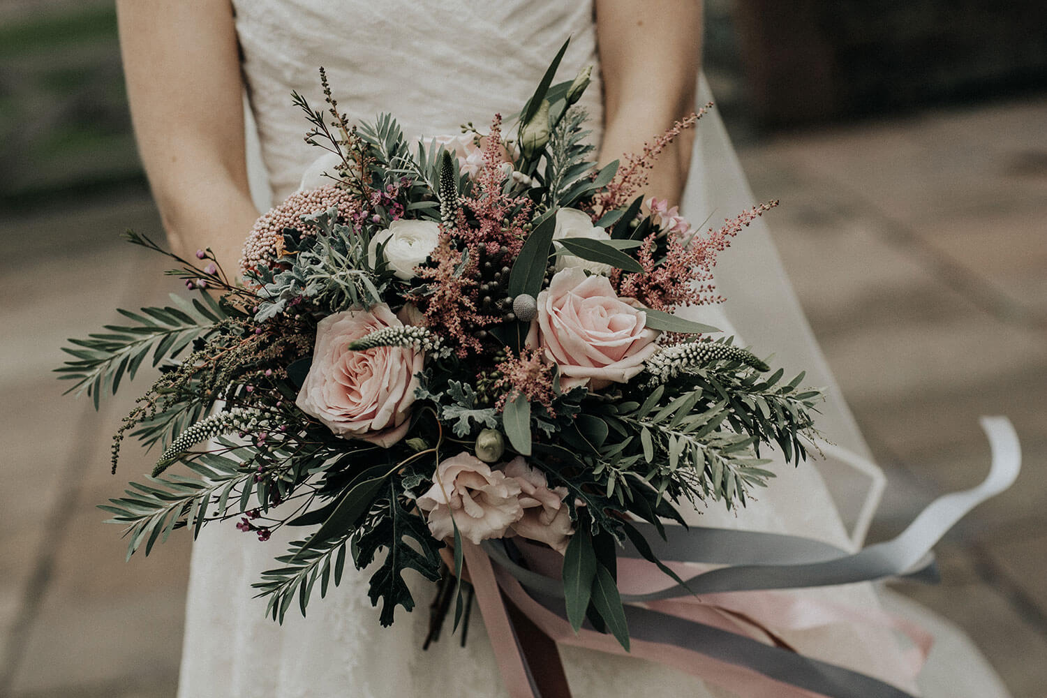 Bridal Bouquet Blush