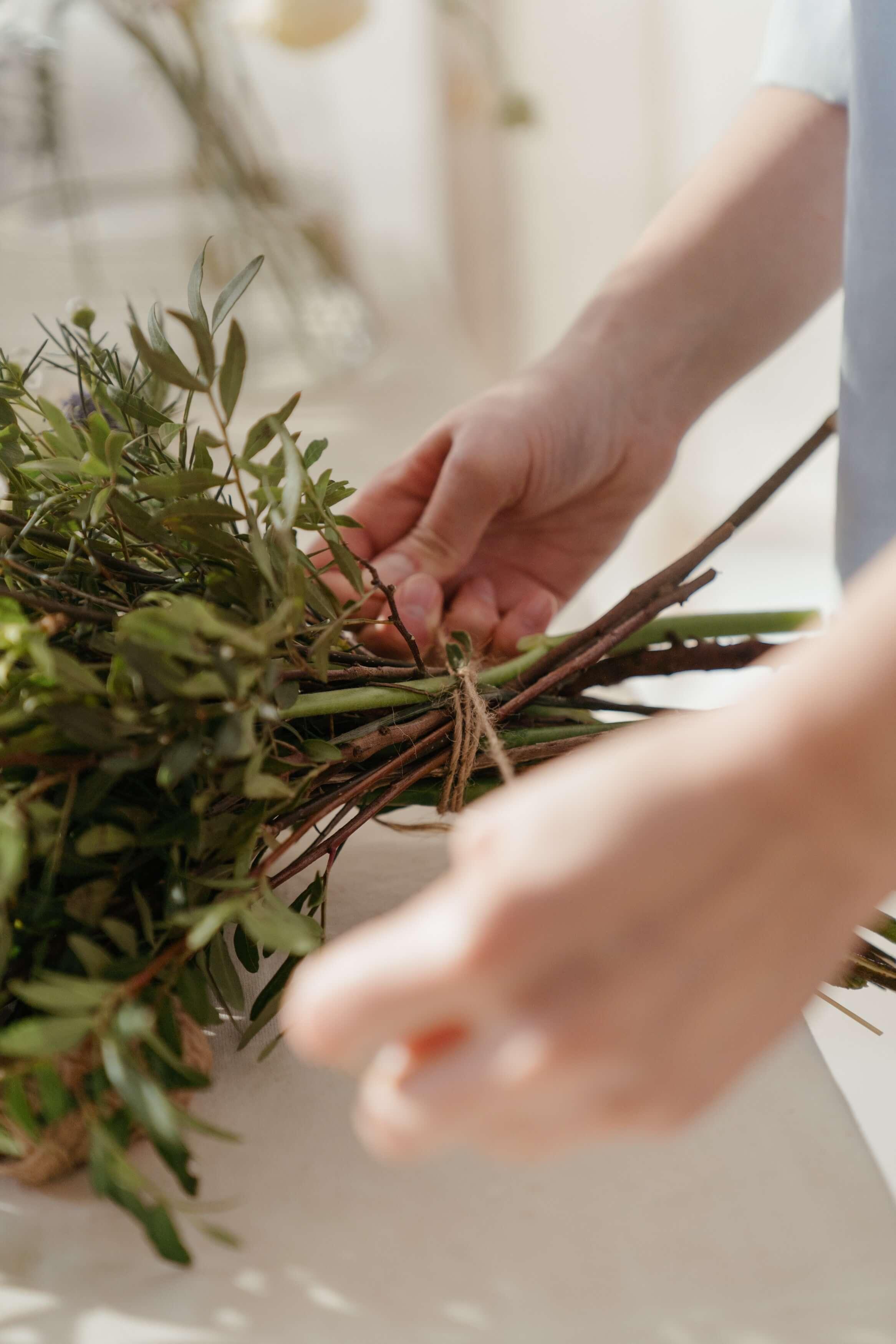 Florist Handtied